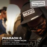 Pharaoh G w/ Sharky Major | 23rd August 2018