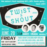 Osaka Twist and Shout Mix Volume 1 (June 20th. 2014)