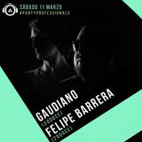 Gaudiano & Felipe Barrera @ 20DOCE (11.03.2017)