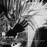 Alien Jams Mix (22.11.15)