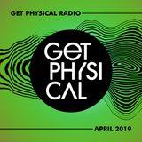 Get Physical Radio - April 2019