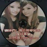 姐妹們!愛不需要裝乖-瘋妹專屬 DJ阿嬤2015 Remix.mp3