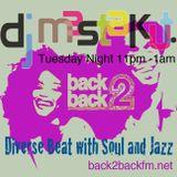 Diverse Beat with Jazz Funk Soul_ DJ Mastakut Show on B2B 2018.03.20