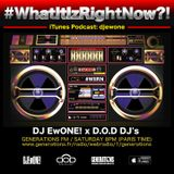 """What It Iz Right Now?!"" Guest Mix: 14/09/2019 - D.O.D"