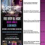 Sensational Saturdays at Rumors Party and Dancehall Mix