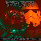 Def Jeff Def Beatz Sessions - Fall 2018