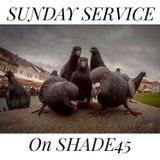 "SUNDAY SERVICE FEB 12 PIGEON "" HARDEST ALBUM COVER EVER """