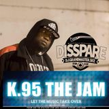 K.95 THE JAM RADIO MIX  3 HOSTED BY DJ DISSPARE