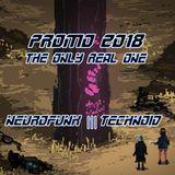 Yokai - Promo 2018 - The real only one   Technoid/Neurofunk