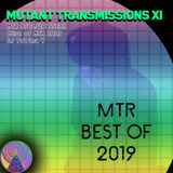 Mutant Transmissions Radio Best of 2019 compiled by D J Polina Y