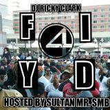 DJ Ricky Clark FIYD-4 with MR.SMB
