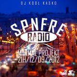 SPNFRE Radio 12/09/2012