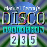 Manuel Cerny's DISCO Radioshow (235) - Hola FM Radio Fuerteventura
