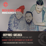 Deep Vibes - Guest Return of the Jaded - 13.09.2015