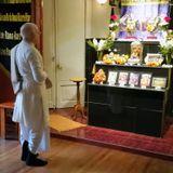Su Gracia Virabahu Prabhu - Milagros en conciencia de Krishna