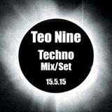 Techno Mix/Set 15/5/15