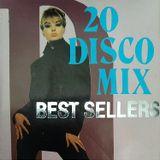 20 DISCO MIX BEST SELLERS - DJ JOCKIE SAPUTRA