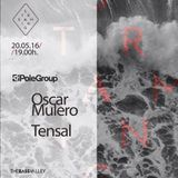 Oscar Mulero @ Streaming The Bass Valley, Llanera - Asturias (20.05.2016)