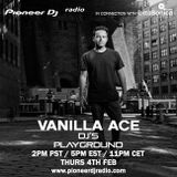 Vanilla Ace - Pioneer DJ's Playground