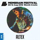 Altex - Membrain Festival 2018 Promo Mix