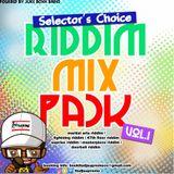 Riddim Mix Packs Volume 1