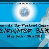 2011 UGA Clearwater Memorial Weekend Getaway