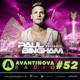#52 PAUL BINGHAM - AVANTINOVA RADIO