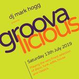 DJ Mark Hogg LIVE Saturday 13th July 2019