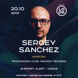 Look Podcast 003 - Sergey Sanchez (Highway Records, Moscow)