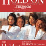 90's R&B Live Mix by OIBON at HOLD ON Vol.6 14th November 2018