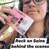 Jenna goes to Rock En Seine