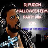 DJ FUZION HALLOWEEN EDM PARTY 2016