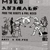 Mild Animals w/ Co.fee & Arti - 6th October 2017