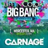 Podcast 79 DJ Knowledge - Live at LIfe In Color Sept 25th 2015