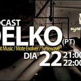Sync Factory Podcast 001 w/ DELKO (pt)