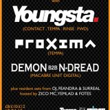 Exit's 1st Birthday Bash W/ YOUNGSTA (Promo mix)
