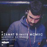 Azamat B Invite MCMXC - 03 Février 2016