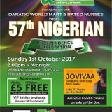 Official mix of the 57th Nigerian independence party