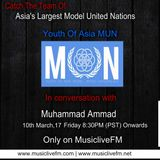 Youth of Asia Model United Nation's Team live in Friday Fiesta!