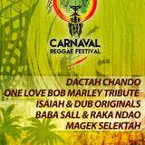 PROGRAMA 86 04-02-2016 CARNAVAL REGGAE FESTIVAL - ISAIAH