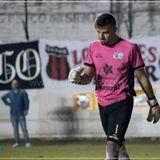 Ignacio Pietrobono, arquero de UAI Urquiza en el Programa 737 de UAI Deportiva.