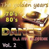 The golden age of Disco Music. Vol. 2