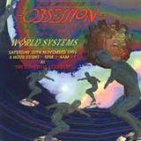 DJ Peer (aka Ice) at Obsession World System Cornwall 1993