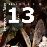 24 SESSION VOLUME THIRTEEN | TWO mixed by L'Man