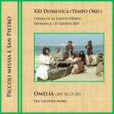 Omelia (Mt 16,13-20) - XXI Domenica TO - Anno A (6m13s)