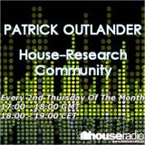 Patrick Outlander - House Research Community 001(12-01-2012) houseradio.pl