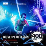 Giuseppe Ottaviani - Future Sound of Egypt 400 ( Argentina ) 2015-08-16