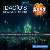 Idacio's Realm Of Music*090* (Sep 2016) w/Oliver Petkovski on Digitally Imported Progressive Channel