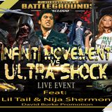 1993 INFINITI MOVEMENT VS. ULTRA SHOCK Feat: Lil Tail & Ninja Shermon - David Burke Promotion