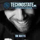Technostate Show 14-2-17 with Rik Watts